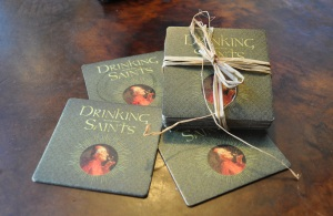 DWTS Coasters