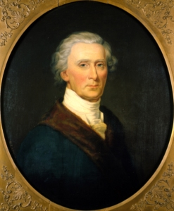 1846.2.1-Charles Carroll of Carrollton (1737 - 1832), Oil on Canvas Michael Laty  (1826 - 1848), ca. 1846 Copy From Original Owned By The Maryland Historical Society. No Reproduction Without Permission