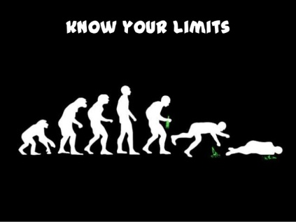 Know your limits evolution