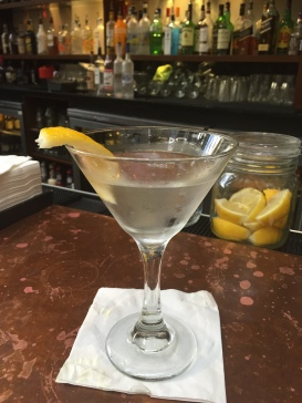 Martlemas Martini Hyatt Washington