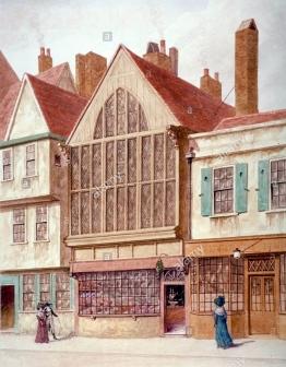 Trinity Hall Aldersgate Street
