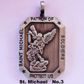 michael patron saint of soldiers