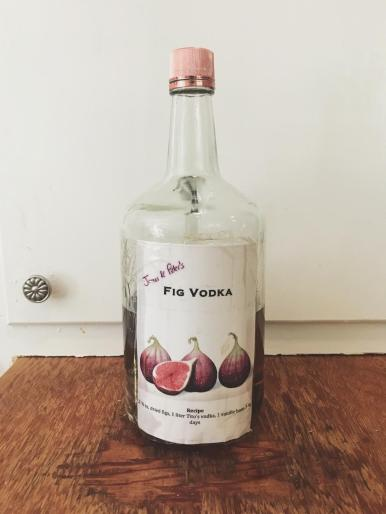 fig vodka with figs