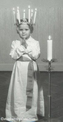 Saint Lucy Bride