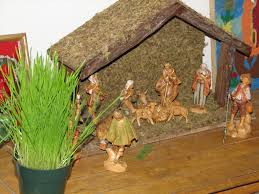Saint Lucy wheat