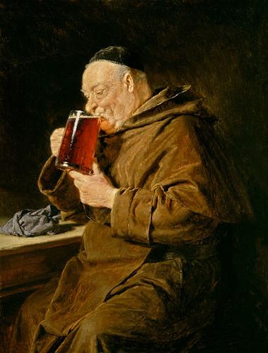 monk beer