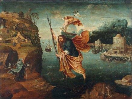 saint christopher original
